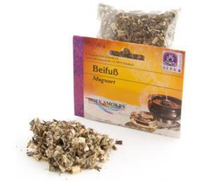 Beifuss (Artemisia vulgaris)