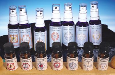 Chakra-Sprays & Öle