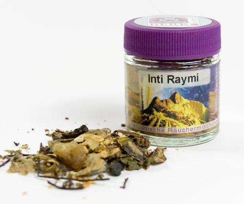 Inti Raymi - Inkaräucherwerk