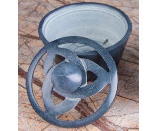 Keltischer Knoten Specksteingefäss