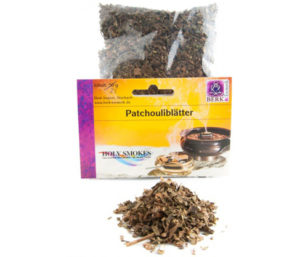 Patchouliblätter