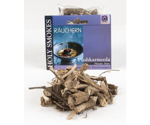Pushkarmoola - Räucherwerk von Dr. Berk