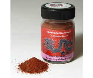 Rotes Sandelholz - Reine Schamanische Nepal