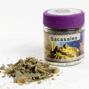 Sacasales - Inkaräucherwerk