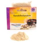 Sandelholzpulver