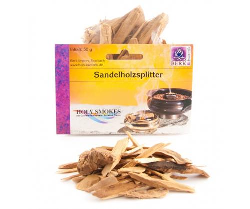 Sandelholzsplitter