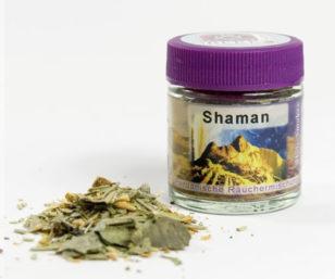 Shaman - Inkaräucherwerk