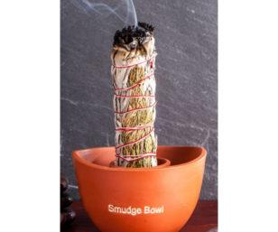 Smudge Bowls - terracotta