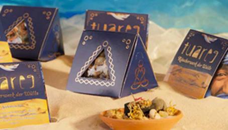 Tuareg Räucherungen