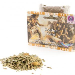 Zeder - Reine Kräuter