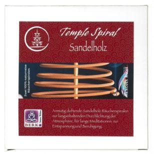2 Räucherspiralen Australisches Sandelholz