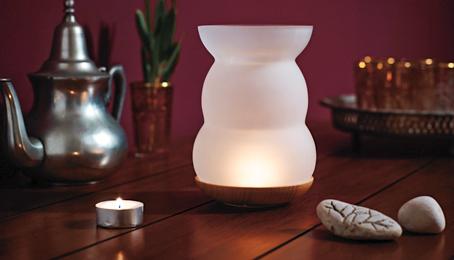 Aroma-Duftlampe Lucerna