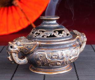 Cai - Chinesisches Räuchergefäss