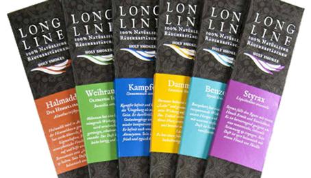 Long Line - Räucherstäbchen