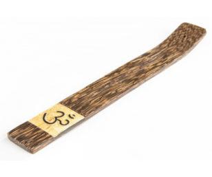Om - Holzhalter Africa Style