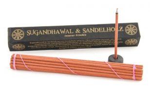 Sugandhawal & Sandelholz - Tibetan Line