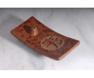 Terracotta Räucherstäbchenhalter