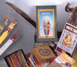 Tibetisches Räucherwerk