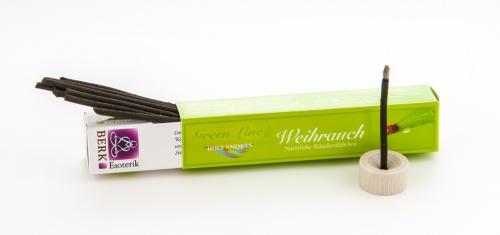 Weihrauch Räucherstäbchen - Green Line