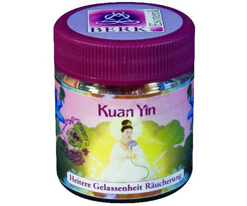 Kuan Yin - Heitere Gelassenheit Räucherung