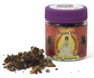 Kuan Yin - Yang Räucherung