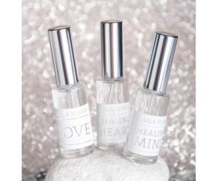 Dreiheit Set bestehend aus 3 Sprays à 15 ml