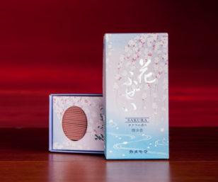 Hanafuzei Sakura Räucherstäbchen