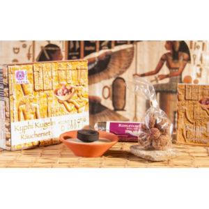 Kyphi Set - Das Räucherwerk der Pharaonen
