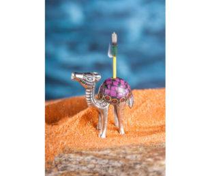 Räucherstäbchenhalter Kamel