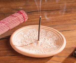 Keramikhalter - Yggdrasil