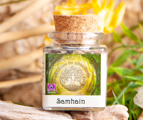 Samhain - Jahreskreisfeste Räucherung