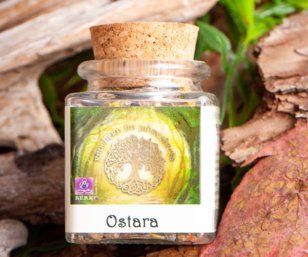 Frühlings Äquinox - Ostara - Jahreskreisfeste Räucherung