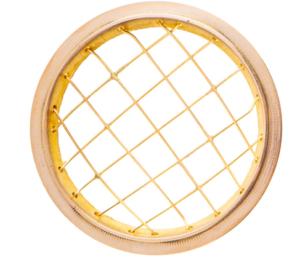 Räuchernetz aus Messing für 6-7 cm Schale