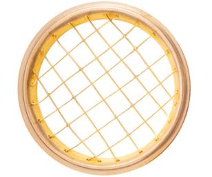 Räuchernetz aus Messing für 8-9 cm Schale