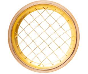 Räuchernetz für 9-10 cm Schale
